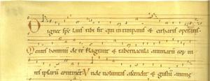 O igne1 Hildegard av Bingen   helgon och kyrkolärare
