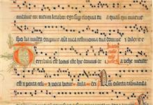 Terribilis1 Gregoriansk sång